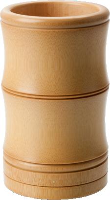 Bamboo Needle Holder Image