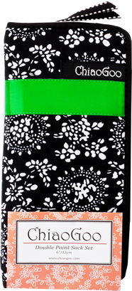 "DPN Sock Set, 6"" (15 cm) Bamboo Image"